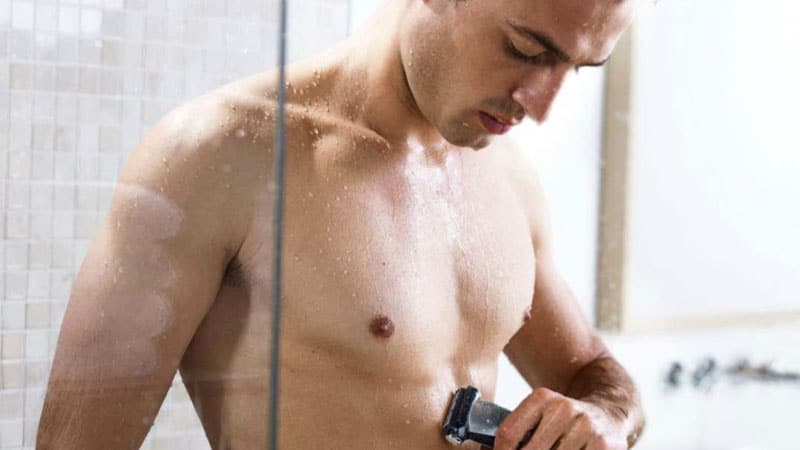 How Often Should I Shave My Chest