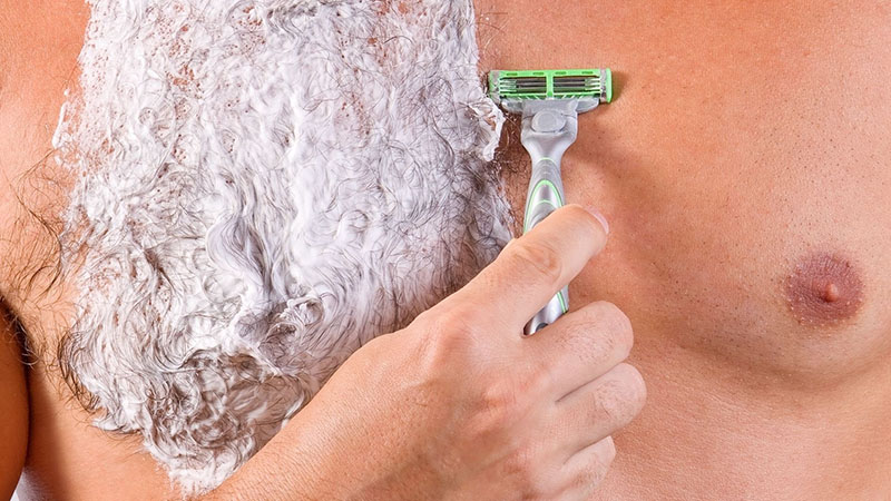 Does Shaving Chest Hair Make it Thicker