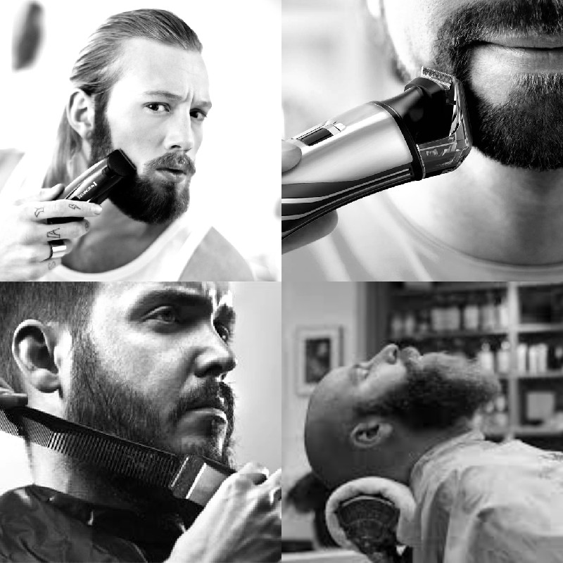 How To Trim A Beard With Clippers
