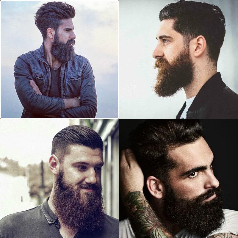 How To Trim a Long Beard