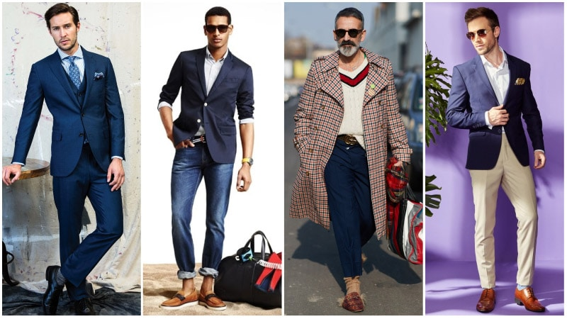 Colour That Go With Navy Clothes