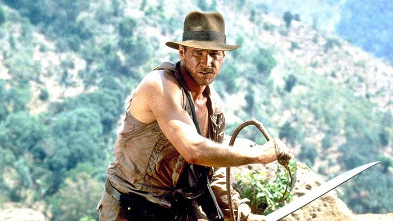 Harrison Ford Fedora