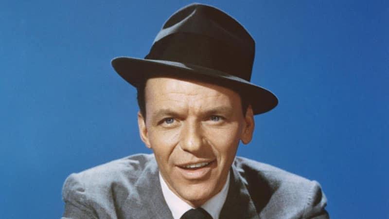 Frank Sinatra Fedora