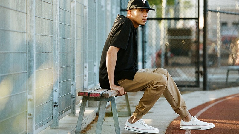 What to Wear Joggers With