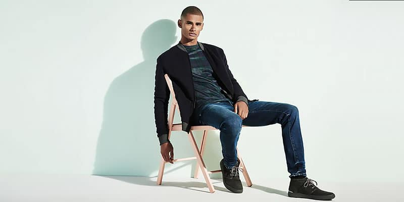 How to Wear Men's Skinny Jeans