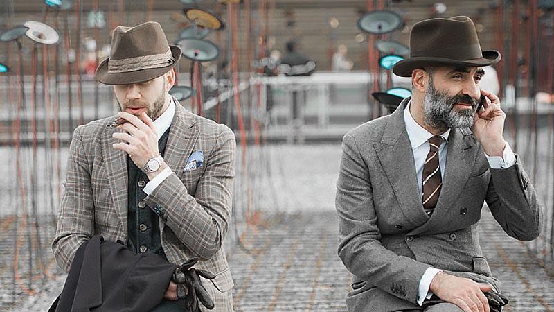 1950s men fashion