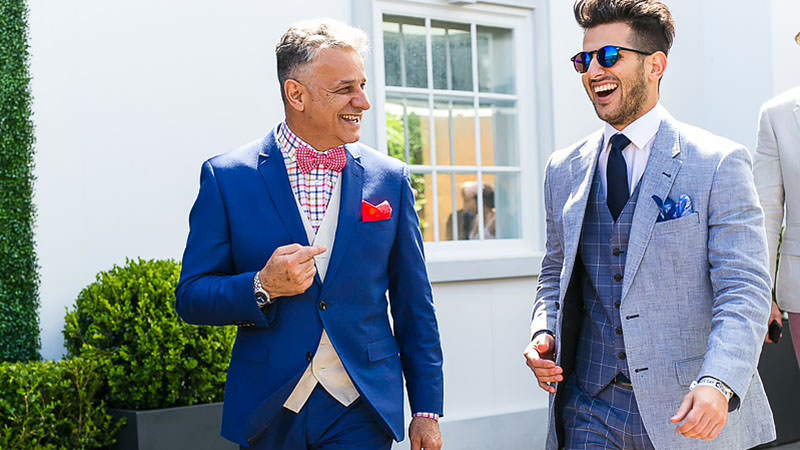 A Gentlemen's Guide to Folding and Styling a Pocket Square