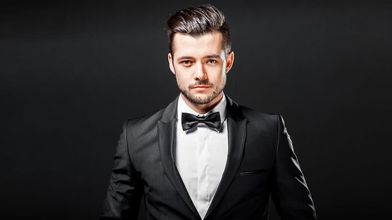 The Black Tie Dress Code for Men