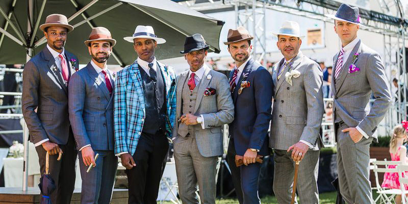 Men's Style Guide Dressing For The Races