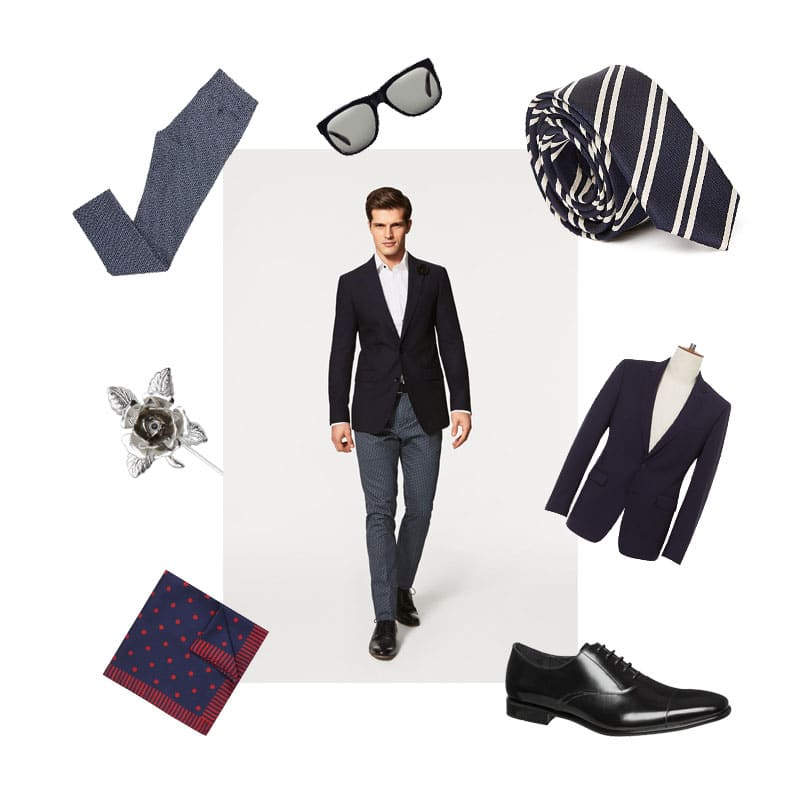 Men's Style Guide For Dressing For Staks Day