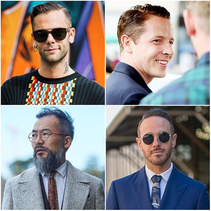 Mens Hairstyles for Thinning Hair