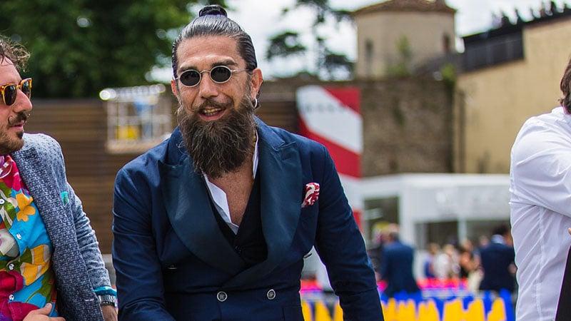 Man Bun Hairstyle for Men