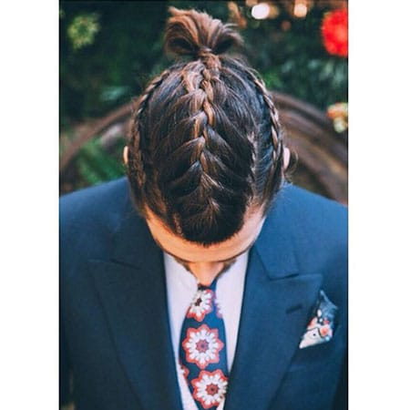 Triple Braids with Bun
