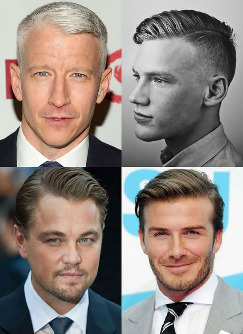 The Best Hairstyles & Haircuts for Men With Receding ...