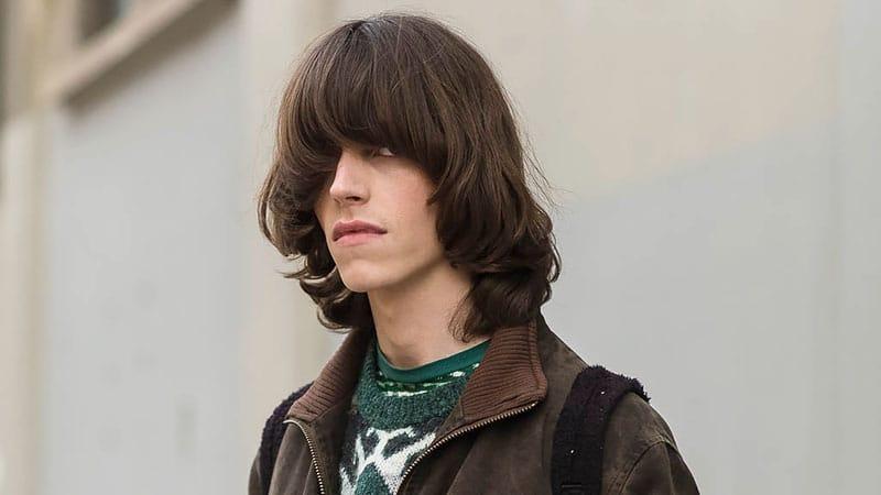 Long Glossy Curls