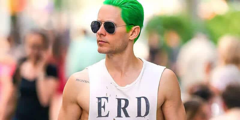 Mermaid Hair Trend For Men