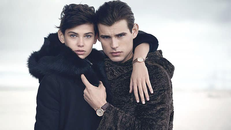 10 Stylish Couples' Watches for Him and Her
