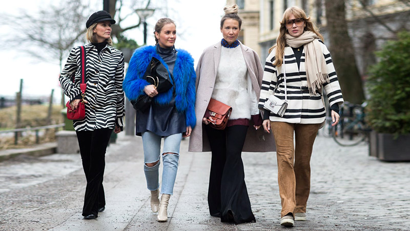 Top 7 Street Style Trends from AW 2016 Fashion Weeks