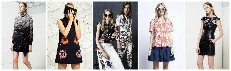 floral Resort 2016 Trends To Try Now