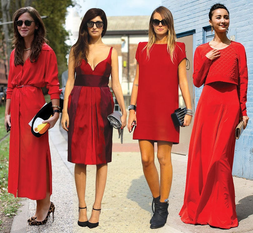 red dressstreet_style_trends_2014