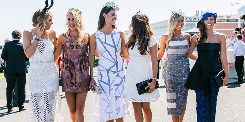 How To Pick The Perfect Spring Racing Carnival Dress