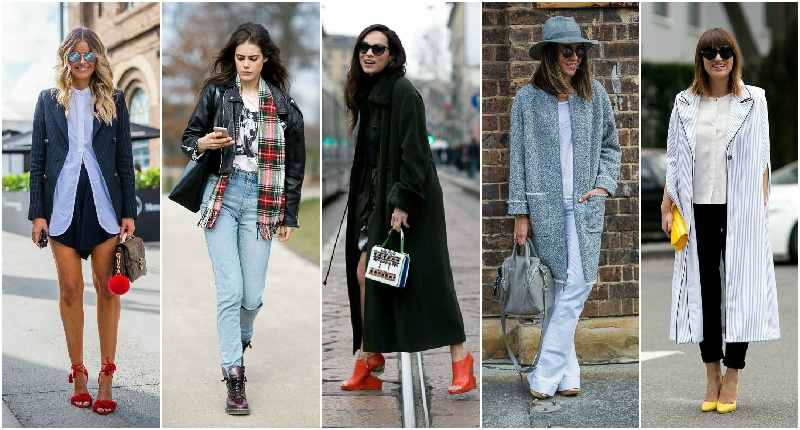 capsule wardrobe street style 2015