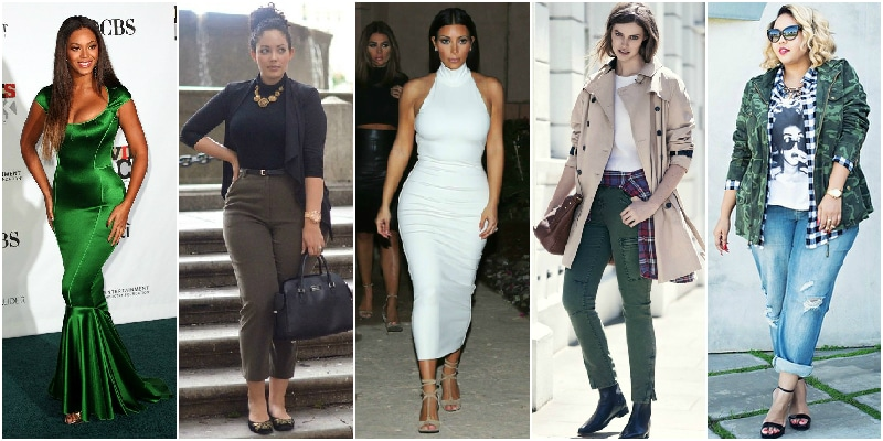 Styling Curvaceous Women