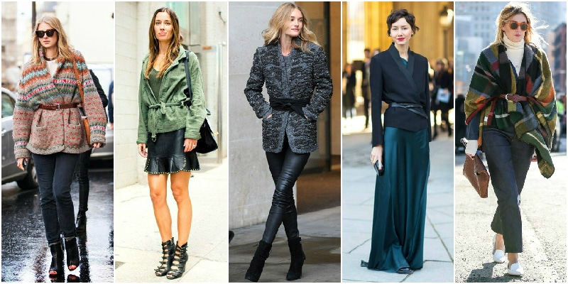 How To Style Wrap Jacket