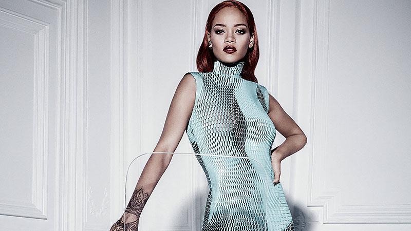 Steal Rihanna's Style
