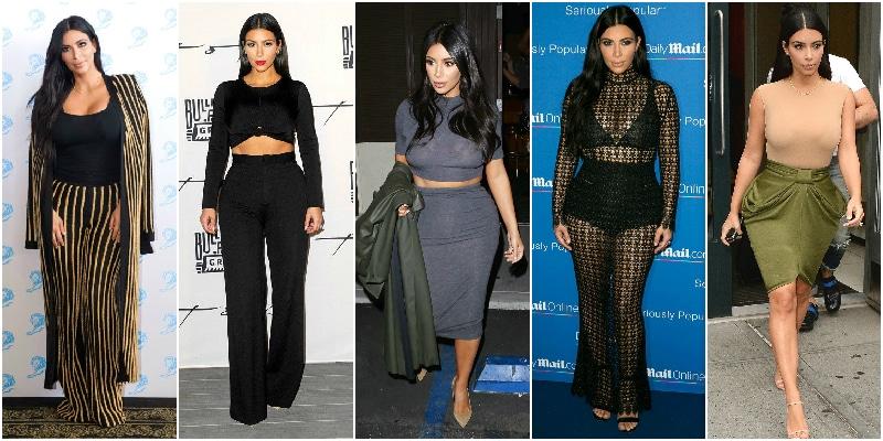 Kim Kardashian gigi hadid Diane street style tips inspiration