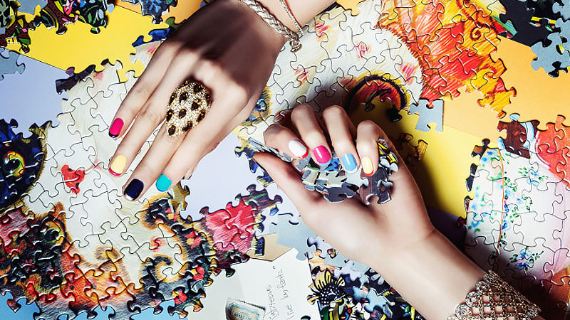 30 Easy Nail Design Ideas for Short Nails