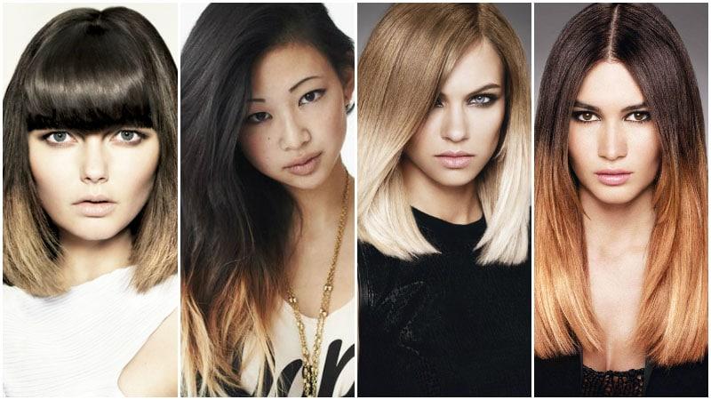 Blonde Ends