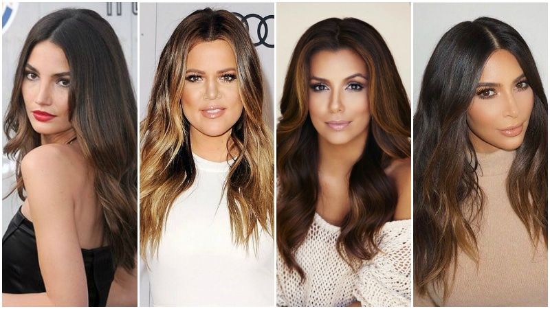 Hair Colors for Brown Skin