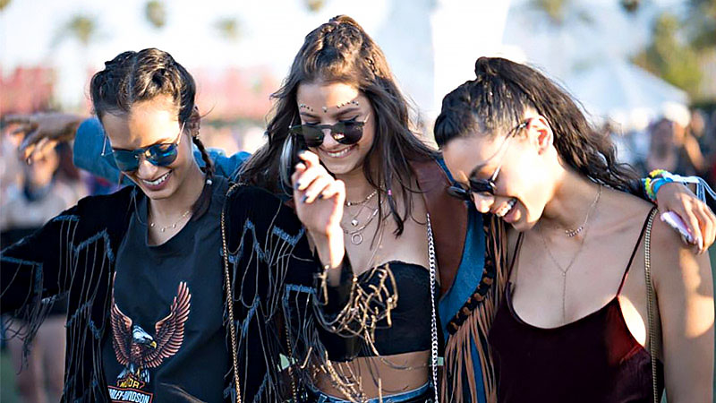 How to Braid Your Hair Like Coachella Stars