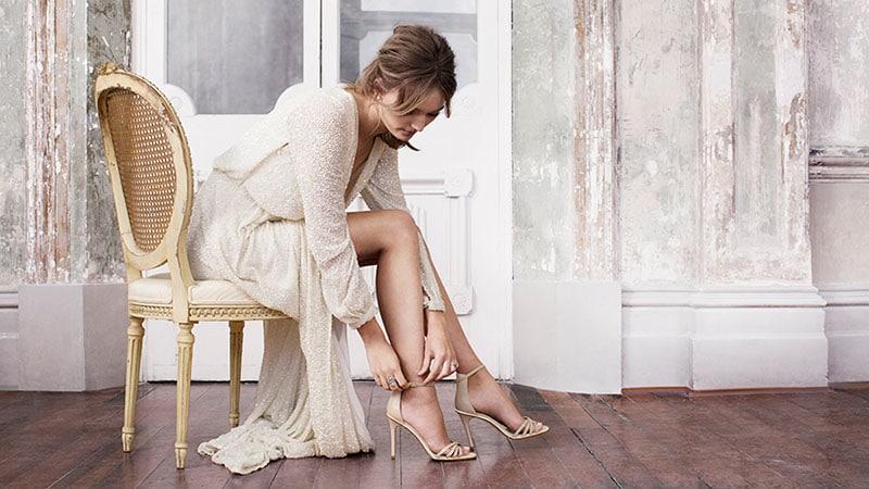 40 Designer Bridal Shoes for Stylish Brides