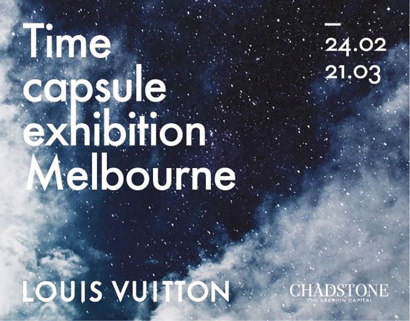 TIME CAPSULE EXHIBITION IN MELBOURNE