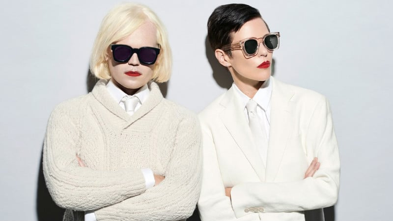 Fashion News - Karen Walker Releases First Men's Eyewear Range