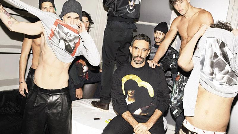 Riccardo Tisci Departs Givenchy