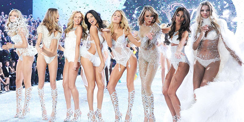 Victoria Secret show 2015