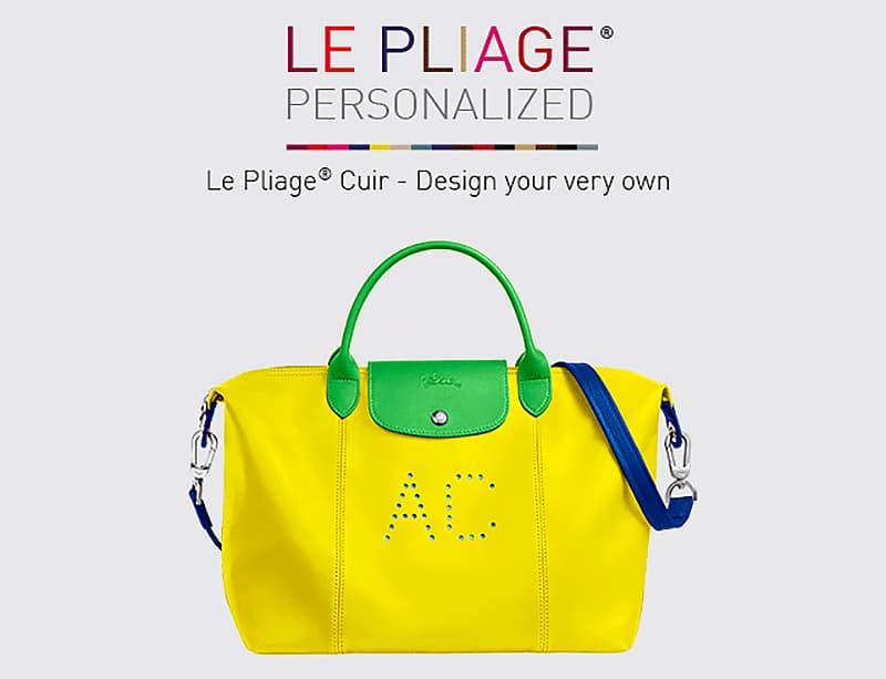 Longchamp's Personalisation Service 3