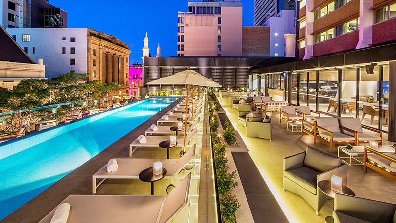 Best rooftop bars brisbane