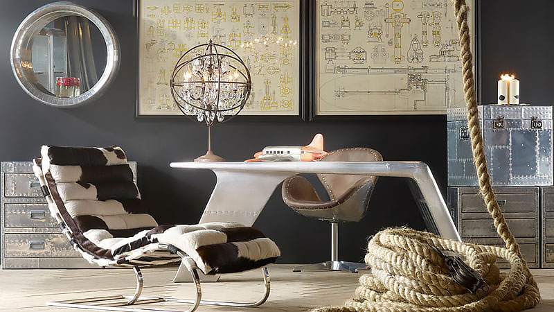 30 Cool Desks for Your Home Office